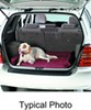 covercraft seat covers bucket seats pet pad cargo area protector - khaki 40 inch x 32
