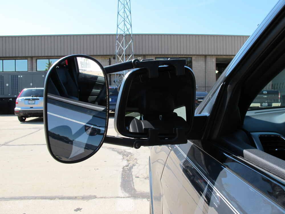 2006 Jeep Grand Cherokee Custom Towing Mirrors