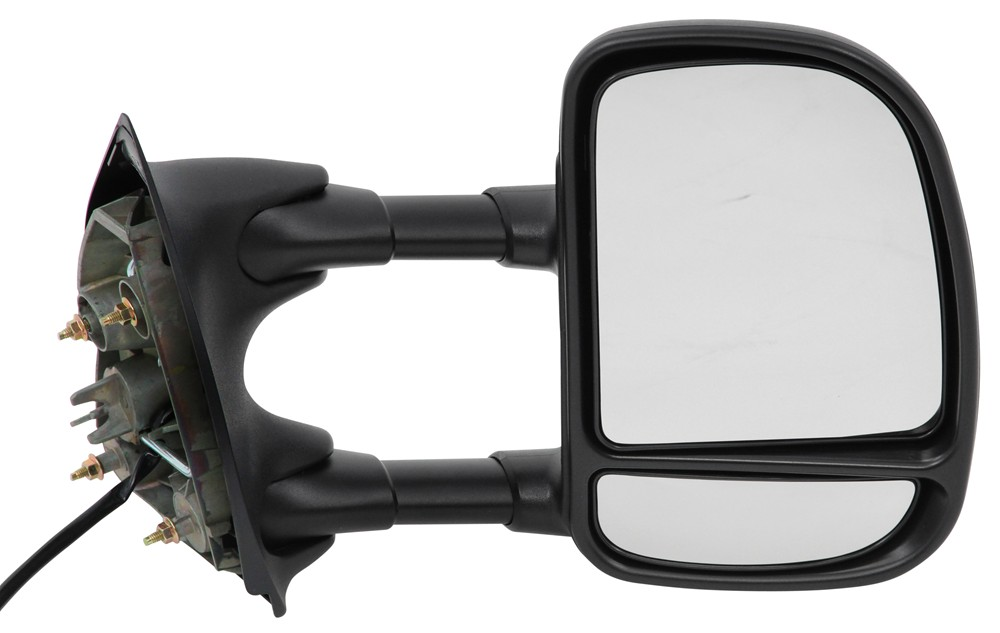 K source custom extendable towing mirrors electric for Custom mirrors