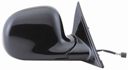 K Source Replacement Side Mirror Electric Heated Black Penger