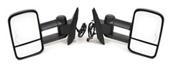 K-Source Custom Extendable Towing Mirrors w/ Turn Signals - Electric, Heated - Pair