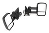 K-Source Custom Extendable Towing Mirrors - Electric/Heat w LED Signal - Textured Black - Pair Heated KS62093-94G