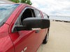 K-Source Snap & Zap Custom Towing Mirrors - Snap On - Driver and Passenger Side Non-Heated KS80710 on 2009 Dodge Ram Pickup