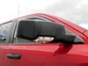Custom Towing Mirrors KS80710 - Fits Driver and Passenger Side - K Source on 2009 Dodge Ram Pickup