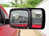 KS80710 - Non-Heated K Source Custom Towing Mirrors on 2009 Dodge Ram Pickup