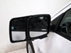 Custom Towing Mirrors KS80710 - Fits Driver and Passenger Side - K Source on 2016 Ram 1500