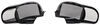 K-Source Snap & Zap Custom Towing Mirrors - Snap On - Driver and Passenger Side Manual KS81600