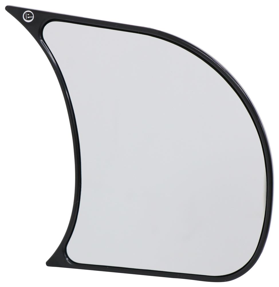 Replacement Glass for K-Source Snap & Zap Custom Towing Mirror - Passenger Side Glass KS81601GRH