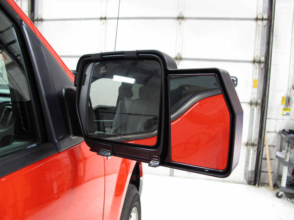 2013 ford f 150 k source snap zap custom towing mirrors snap on driver and passenger side. Black Bedroom Furniture Sets. Home Design Ideas