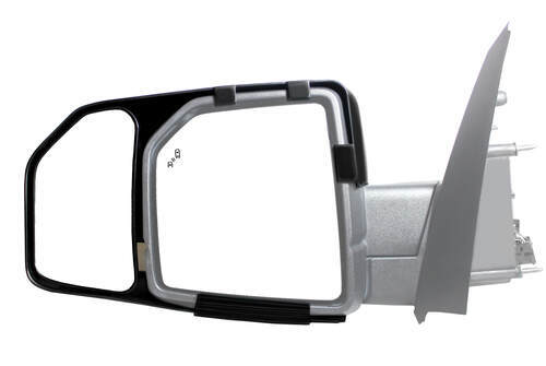 Door Boxed Right fits 05-11 Toyota Tacoma Door Mirror Glass-Mirror Glass