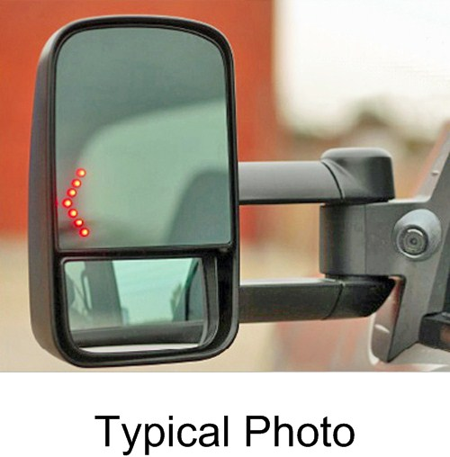How To Install 2014 Silverado Powerfold Tow Mirrors Howto Articles