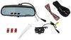 K-Source Vision System Backup Camera w/ Rearview Mirror and Night Vision