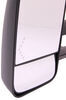 K-Source Custom Side Towing Mirrors w/ Lane Change Alert-Cam - Electric/Heat - Driver/Passenger Side Custom Fit KSVS55010