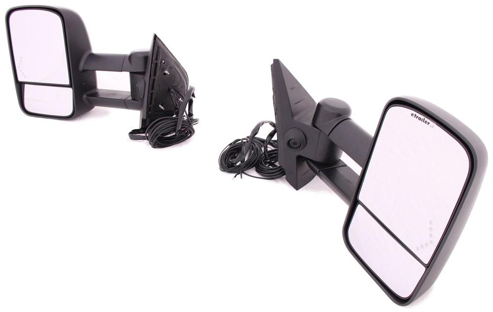 k source custom side towing mirrors w lane change alert cam rh etrailer com