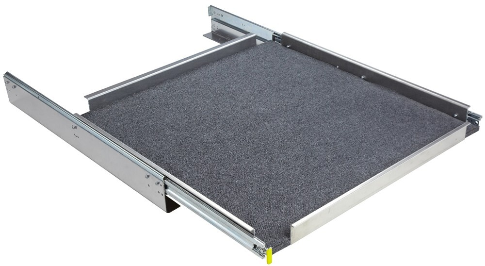 Stromberg Carlson Tray Slides For Rv Cargo Compartment