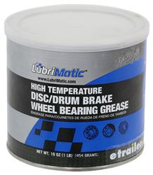 LubriMatic Wheel Bearing Grease for Disc and Drum Brake Applications - 16-oz Can