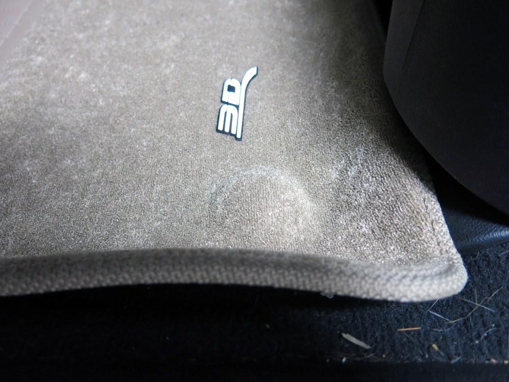 2010 Acura Mdx 3d Classic Custom Auto Floor Liners W