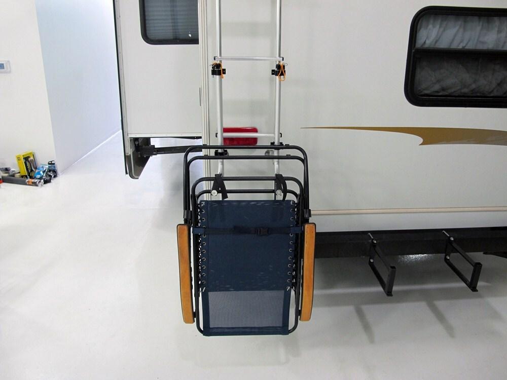 Stromberg Carlson Lawn Chair Rack For Rvs 4 Chair