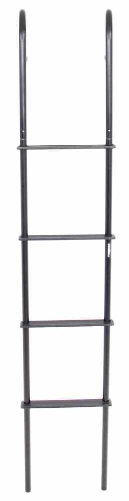 Exterior Wall Ladders : Stromberg carlson rv exterior ladder w hinges aluminum