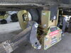 0  trailer leaf spring suspension lippert components equalizers center point by trailair air-ride upgrade - tandem axle