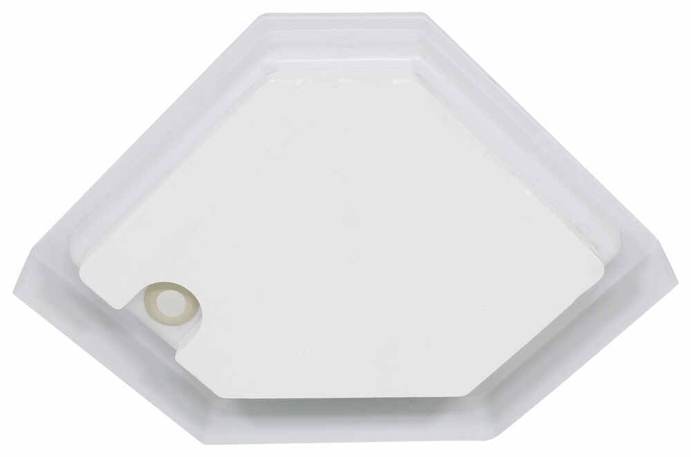 Better Bath 32 Quot X 32 Quot Neo Angle Rv Shower Pan Right