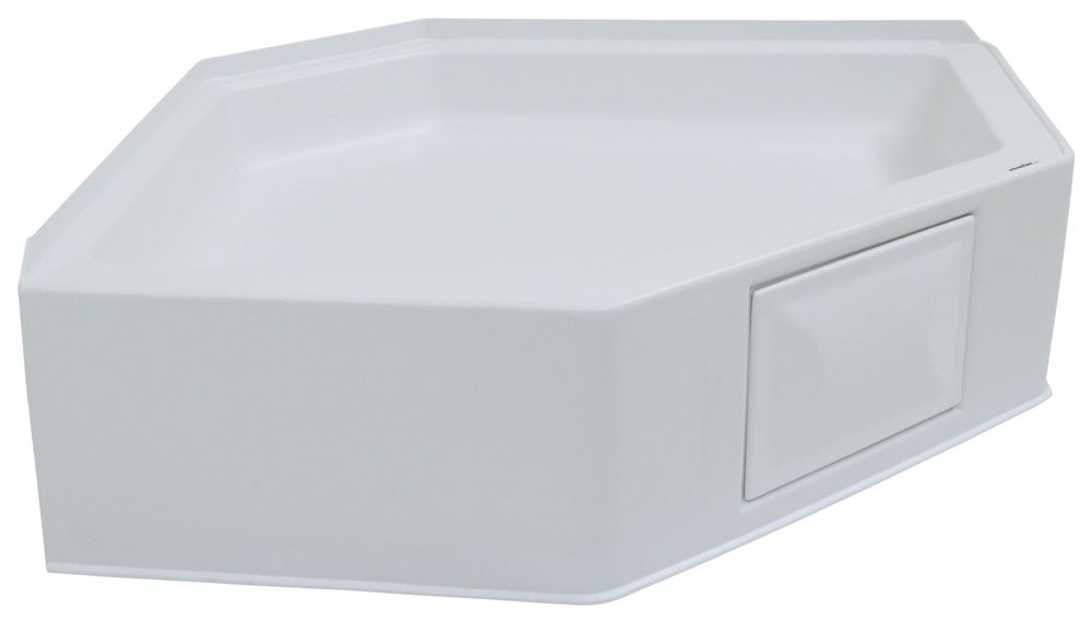 Better Bath 34 Quot X 34 Quot Neo Angle Rv Shower Pan Center