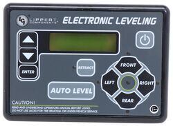 Replacement Auto Level Control Panel for Lippert Ground Control Leveling System