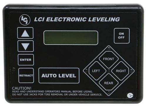Replacement Auto Level Control Panel For Lippert Ground