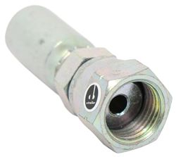 Lippert Replacement End Fitting for Hydraulic Hose on RV Leveling Systems -  ORFS