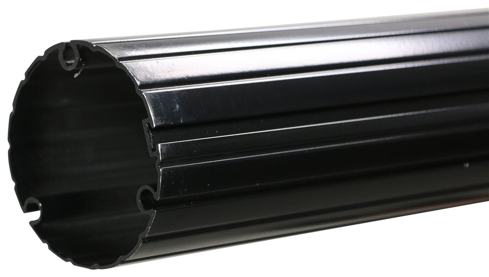 Solera Rollbar Only for 21' Black Awning, Black Tube ...