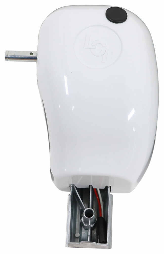 Solera Manual Pull Style to Power Awning Conversion Kit, White