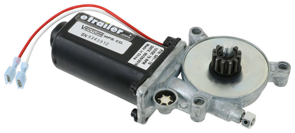 Solera Power Awning Replacement Motor Lippert Components