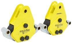 Equa-Flex Cushioned Equalizers - Double Eye Springs - Tandem Axle - 6K to 8K