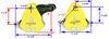 lippert components trailer leaf spring suspension equalizers equalizer upgrade kit dimensions
