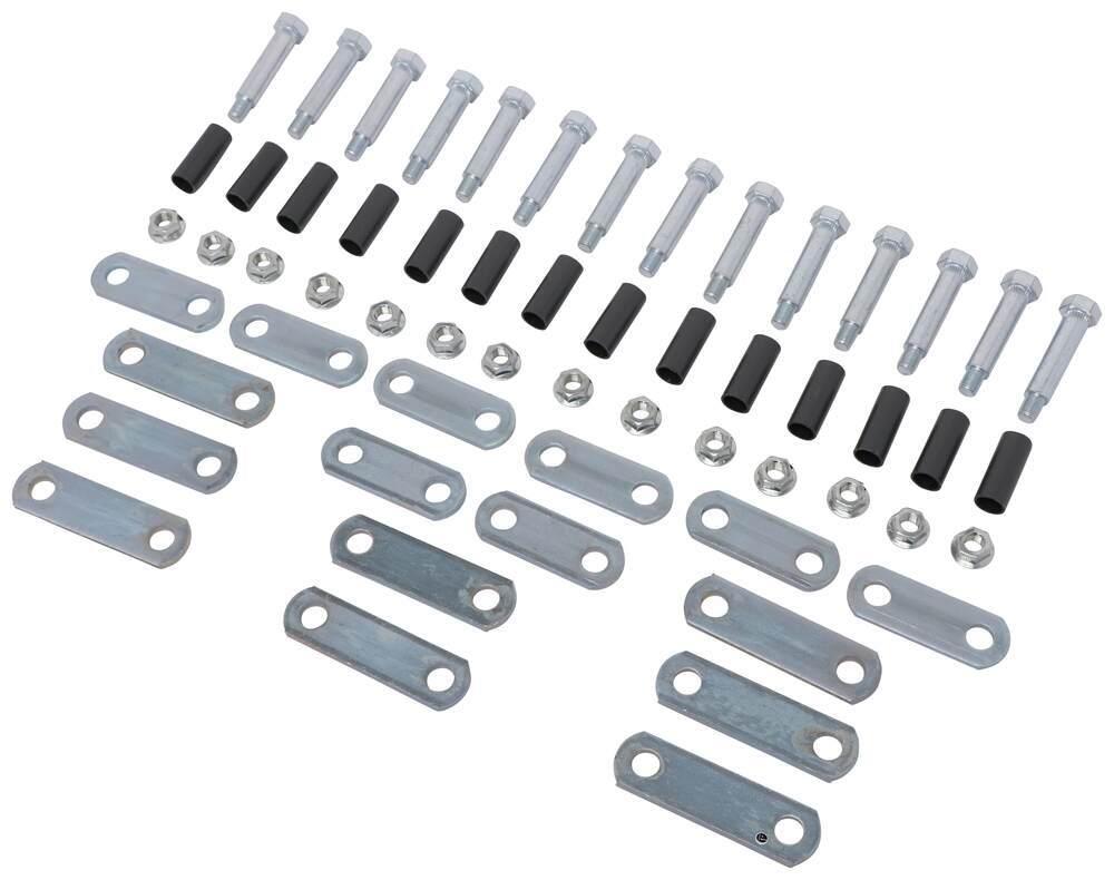 Compare Suspension Kit Vs Never Fail Tandem Diagram For Replacing 5th Wheel Hitch Head Spring Etrailercom Lippert Components Kits Trailer Lc281285