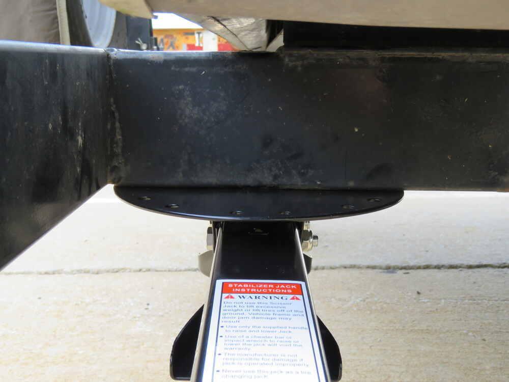 Lippert Scissor Stabilizer Jacks with Handle - 30