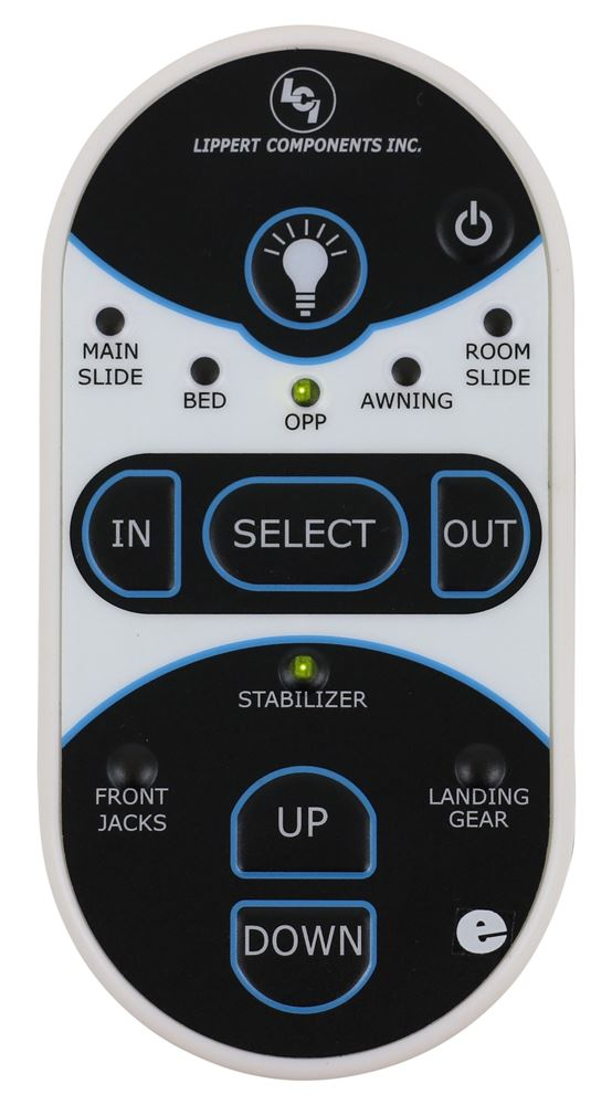 Replacement New-Style Linc Analog Remote - 5 Function