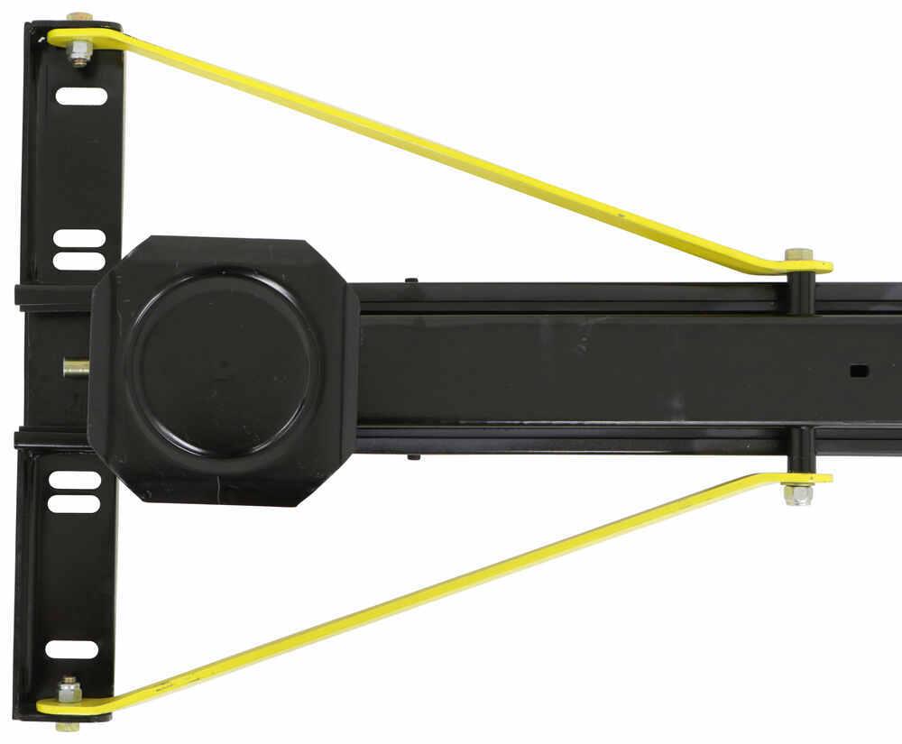 lippert components high-speed power stabilizer jack - black waterproof  switch kit - 30