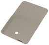 """Sink Cover for Better Bath RV Kitchen Sink - 14-5/16"""" Long x 9-7/16"""" Wide - Silver Sink Cover,Countertop Extension,Cutting Board LC306197"""