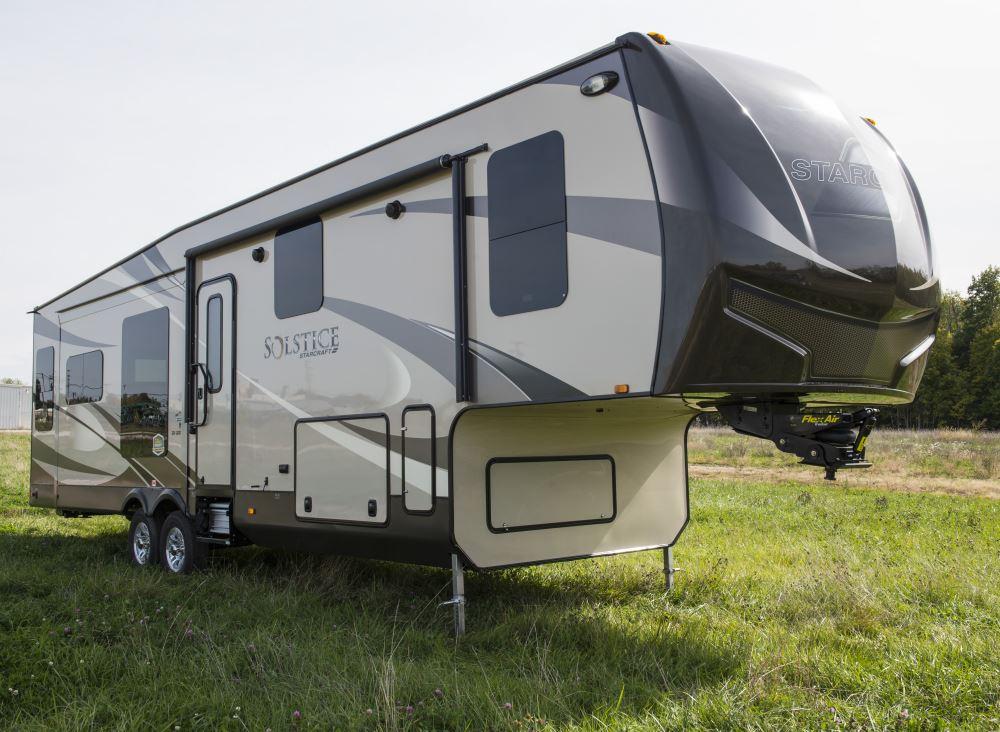 Fifth Wheel King Pin : Trailair flex air th wheel pin box lippert