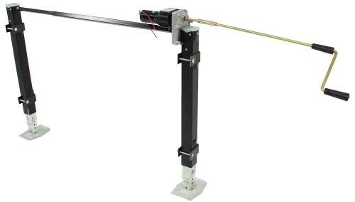 Lippert 119226 fifth wheel landing gear manual crank handle.