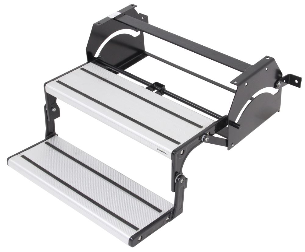 Lippert Tread Lite Manual Pull Out Step For Rvs Double