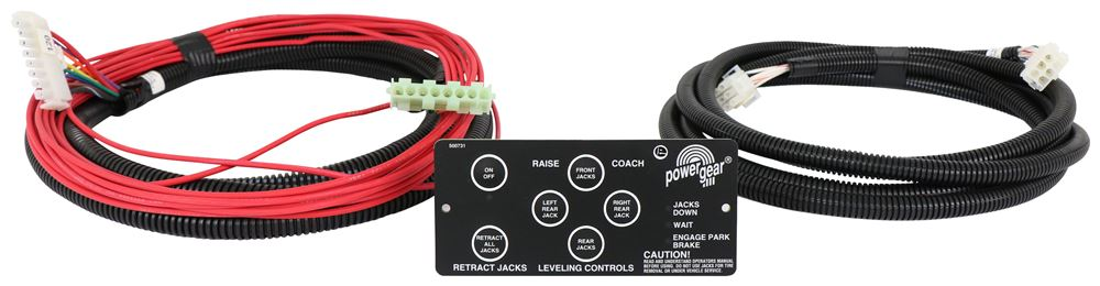LC359259 - Control Kit Lippert Components Accessories and Parts