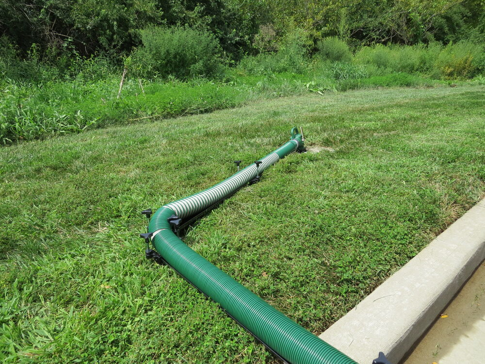 Waste Master RV Sewer Hose w/ Camlock Fittings, Nozzle, and
