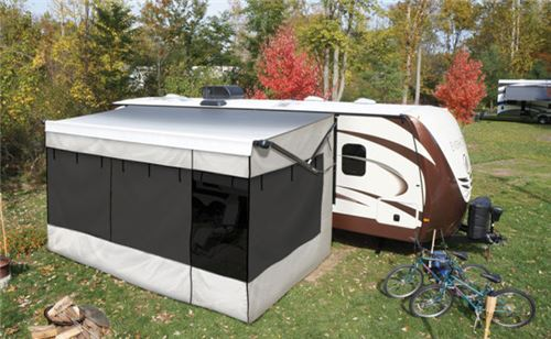 Solera Family Room For 12 Rv Awning Lippert Components