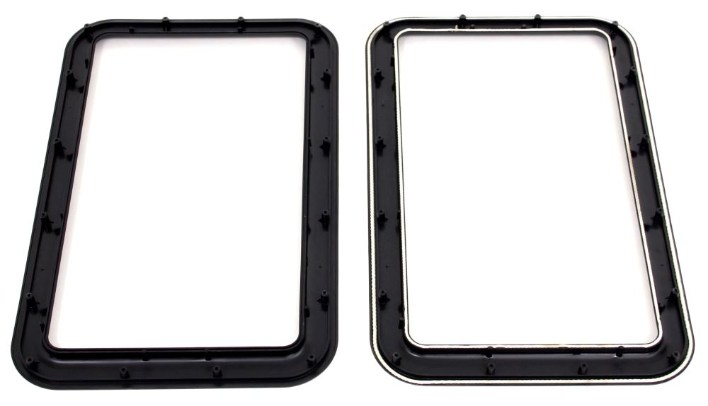 Lippert Components Replacement Window Frame With Seal For