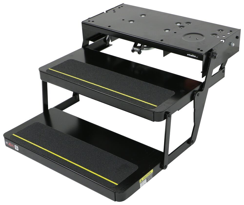 Lippert Components 7 Inch Drop/Rise RV and Camper Steps - LC3722616