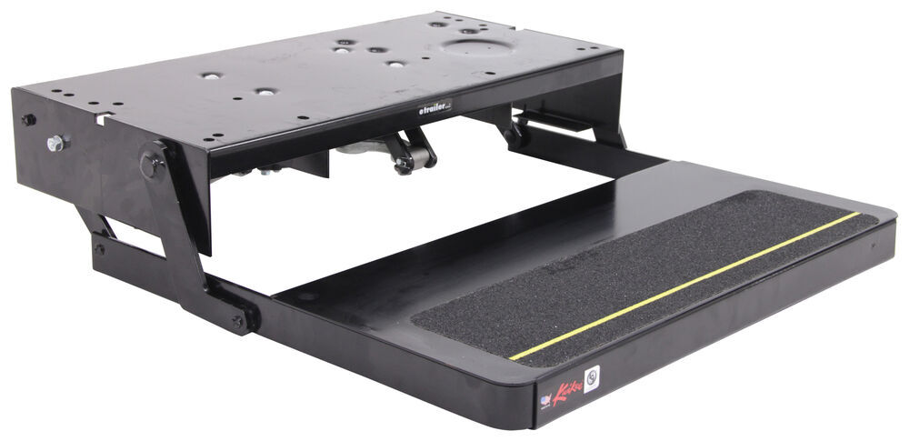 Lippert kwikee 38 series electric step 1 step 4 drop for Motorized rv entry steps
