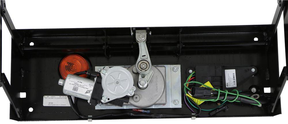 Kwikee 28 Series Electric RV Step - Single - 7
