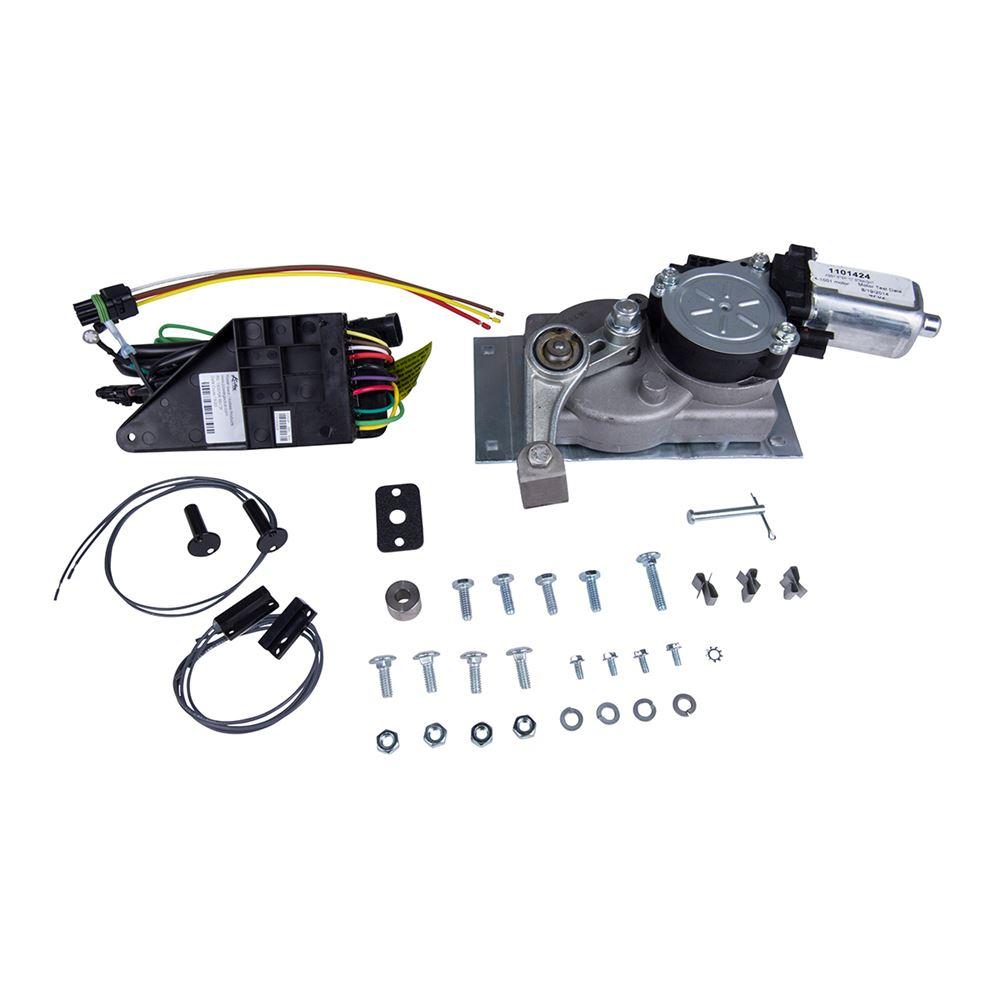 kwikee electric step wiring diagram  | etrailer.com